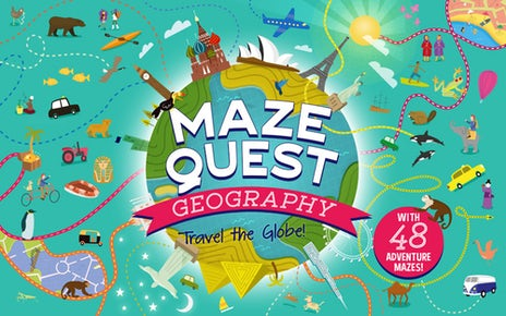 Maze Quest Geography