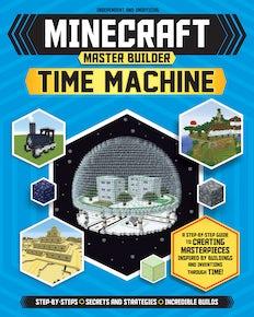 Minecraft Master Builder Time Machine