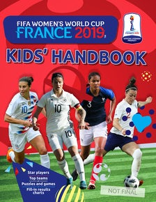 2019 FIFA Women's World Cup France™ Kids' Handbook