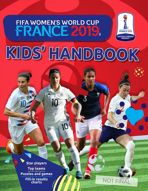 FIFA Women's World Cup France 2019™ Kids' Handbook