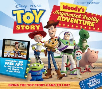 Toy Story Woody's Augmented Reality Adventure