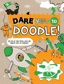Dare You to Doodle!