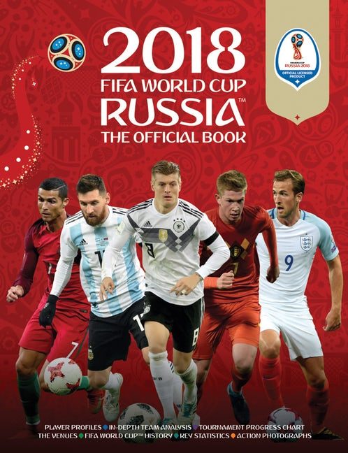 2018 FIFA World Cup Russia™ The Official Book