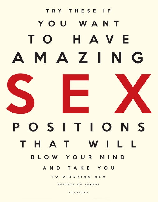 Amazing Sex Positions