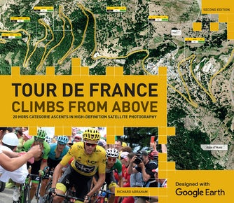 Tour de France Climbs from Above