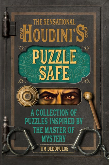 The Sensational Houdini's Puzzle Safe