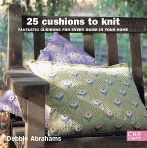 25 Cushions to Knit