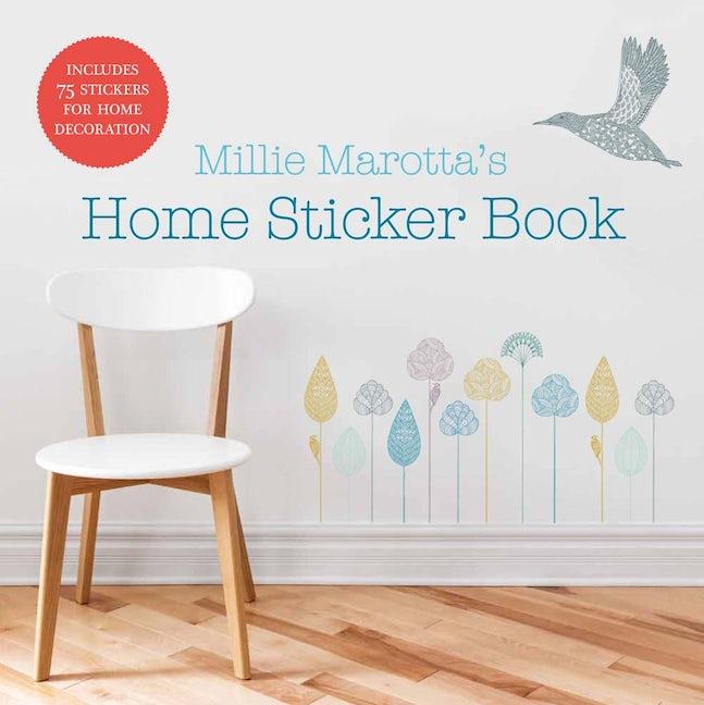 Millie Marotta's Home Sticker Book