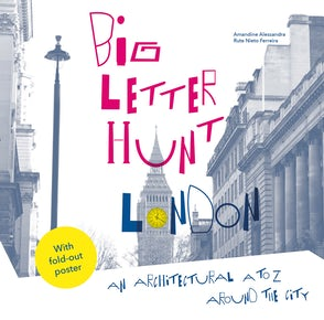 Big Letter Hunt: London