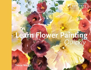 Learn Flower Painting Quickly