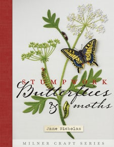 Stumpwork Butterflies & Moths