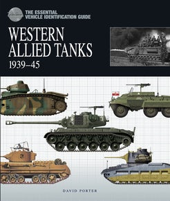 Western Allied Tanks 1939-45