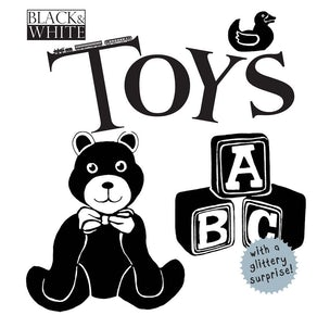 Black & White: Toys