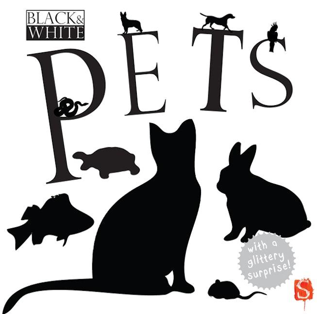 Black & White: Pets