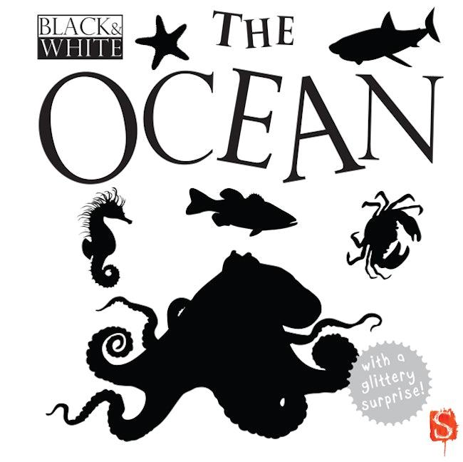 Black & White: The Ocean