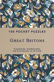 100 Pocket Puzzles: Great Britons