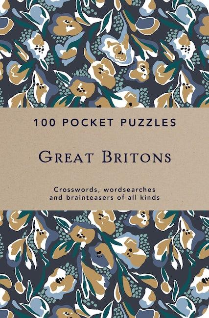 100 Pocket Puzzles: Great Britons