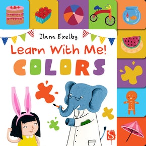 Learn With Me! Colors