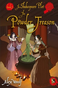 The Powder Treason: Book 3