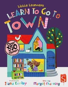 Learn to Go to Town