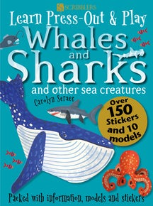 Whales and Sharks and Other Sea Creatures