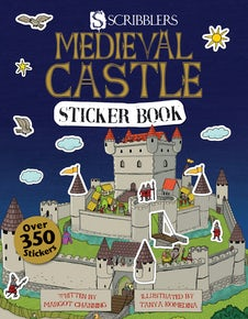 Medieval Castle Sticker Book