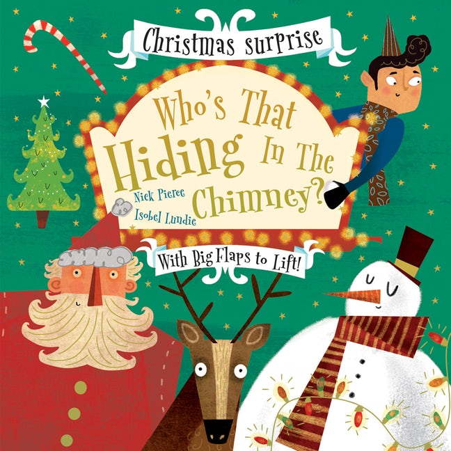 Who's That Hiding in the Chimney?