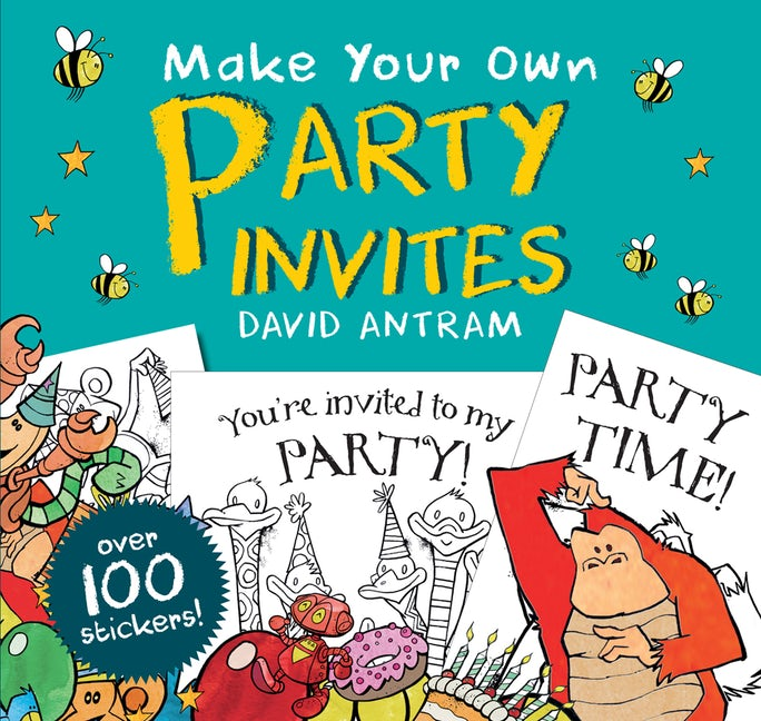 Make Your Own Party Invites