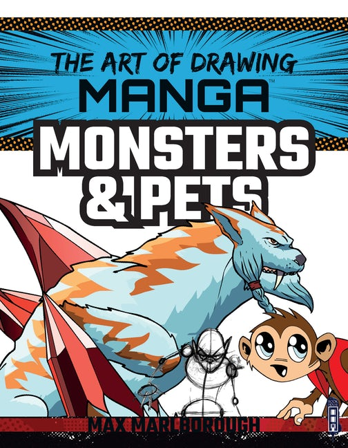 Manga Monsters & Pets