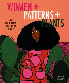 Women + Patterns + Plants