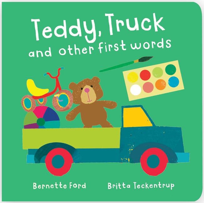 Teddy, Truck and Other First Words
