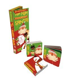 Hip! Hip! Hooray! Santa!
