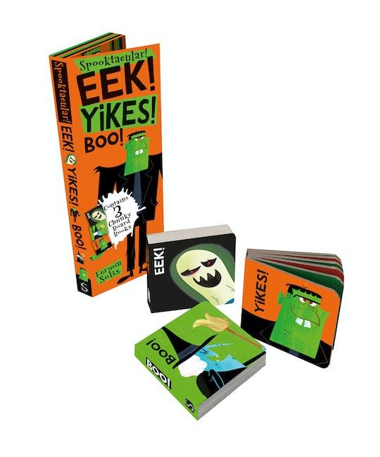 Eek! Yikes! Boo!