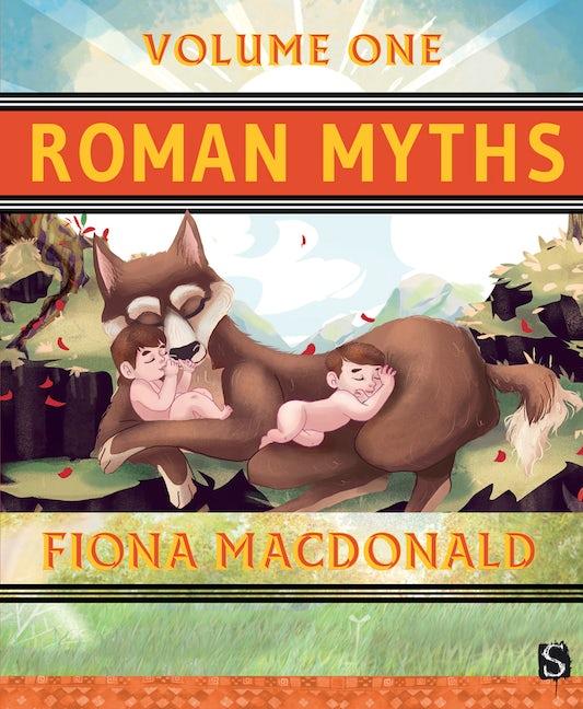 Roman Myths (Volume One)