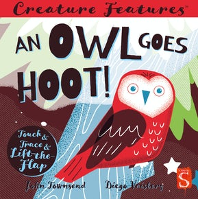 An Owl Goes Hoot!