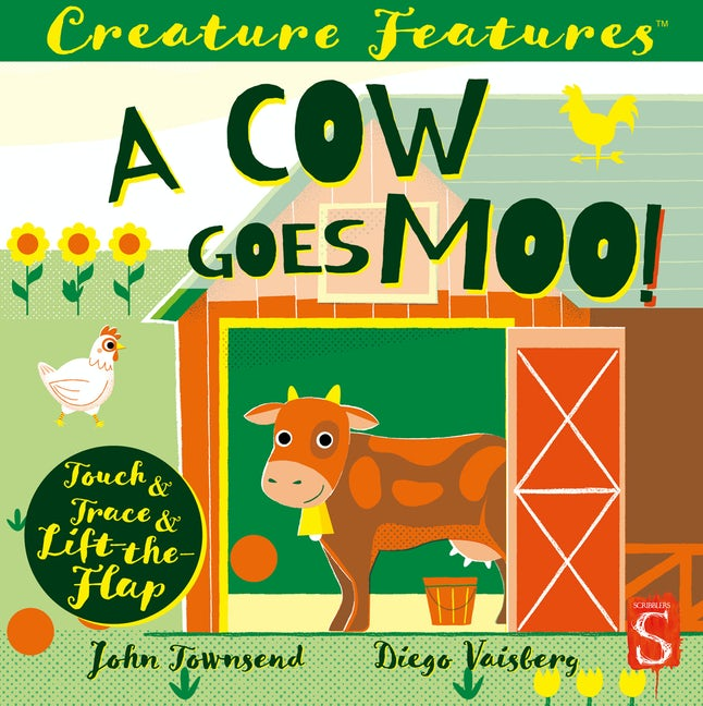 A Cow Goes Moo!