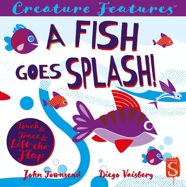A Fish Goes Splash!