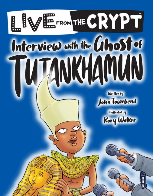Interview with the Ghost of Tutankhamun