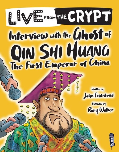 Interview with the Ghost of Qin Shi Huang