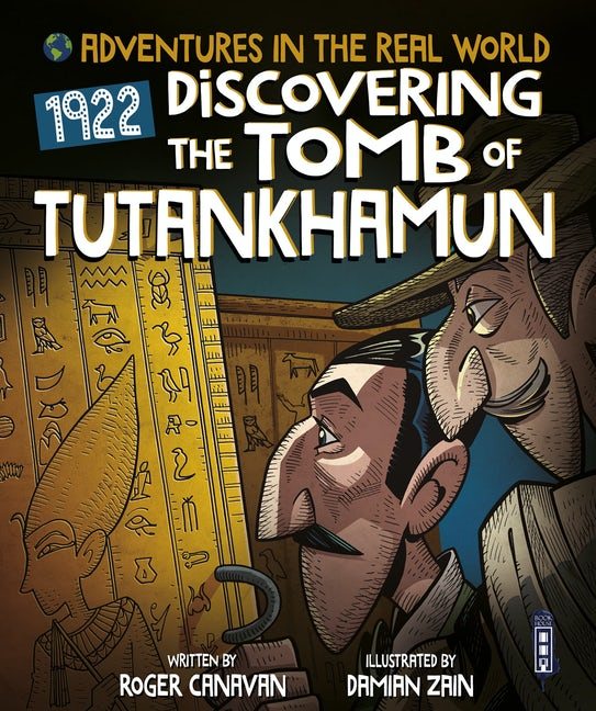 Discovering the Tomb of Tutankhamun