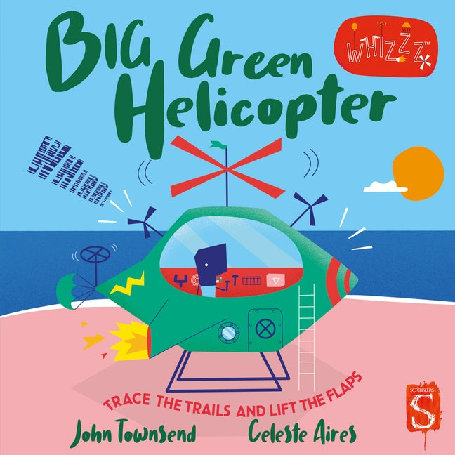 Big Green Helicopter