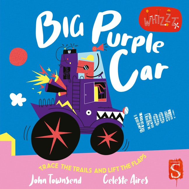 Big Purple Car