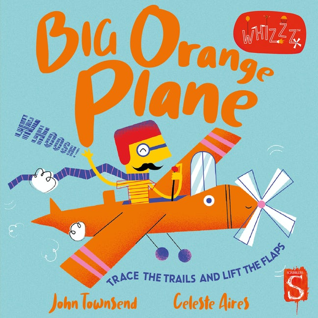Big Orange Plane