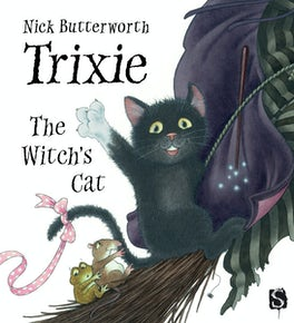 Trixie the Witch's Cat