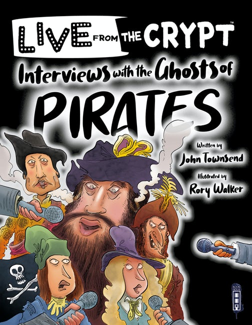 Interview with the Ghosts of Pirates