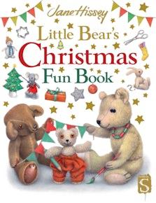 Little Bear's Christmas Fun Book