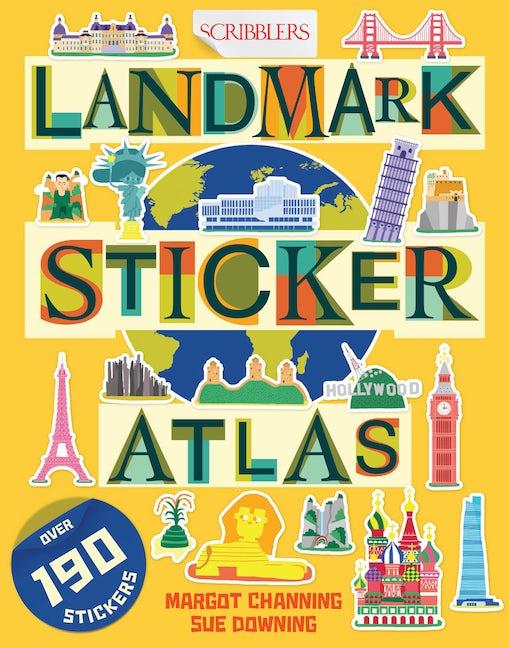 Landmark Sticker Atlas