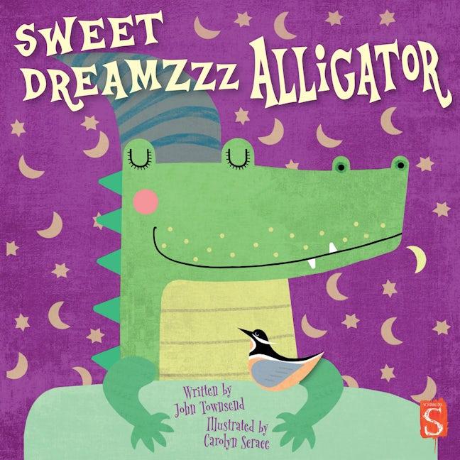 Sweet Dreamzzz: Alligator