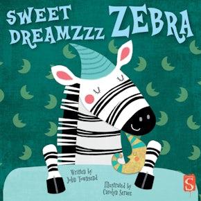 Sweet Dreamzzz: Zebra