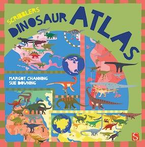 Scribblers Dinosaur Atlas
